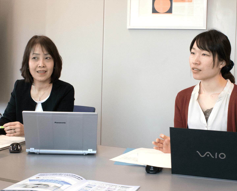 thumnail:日本ユニシス・エクセリューションズ株式会社さまの事例取材風景