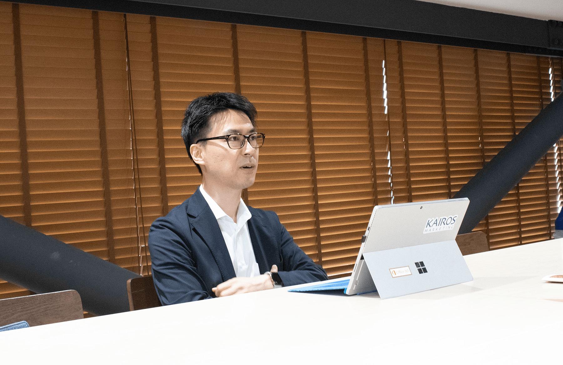 thumnail:浅間商事株式会社さまの事例取材風景