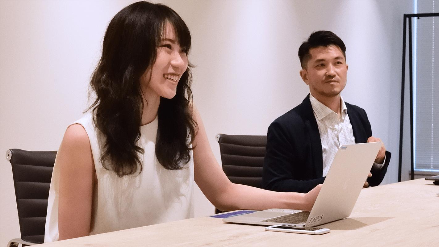 thumnail:株式会社AOI Pro.さまの事例取材風景