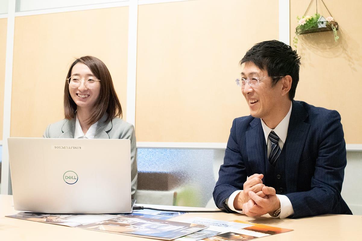 thumnail:株式会社君津住宅さまの事例取材風景