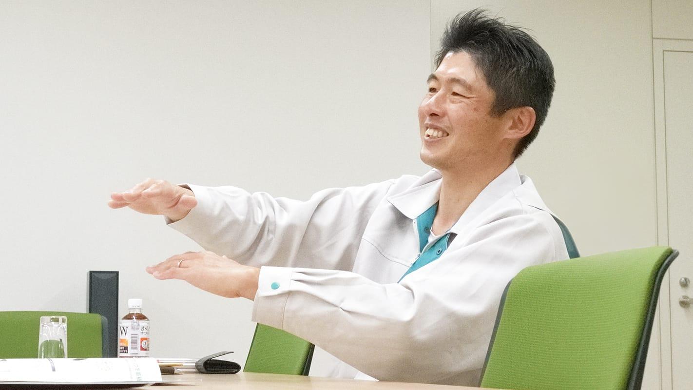 thumnail:松谷化学工業株式会社さまの事例取材風景