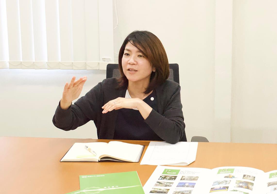 thumnail:東海テクノ株式会社さまの事例取材風景