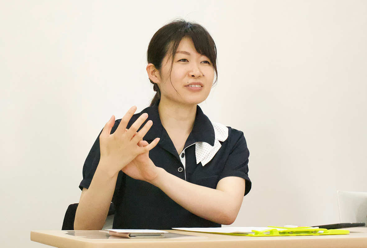 thumnail:柴田商事株式会社さまの事例取材風景